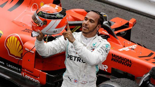GP Μονακό: ο Λιούις Χάμιλτον πήρε τη νίκη