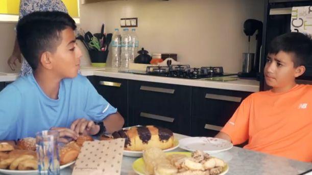Ημιμαραθώνιος Κρήτης με... Αλέξη και Κυριάκο (βίντεο)